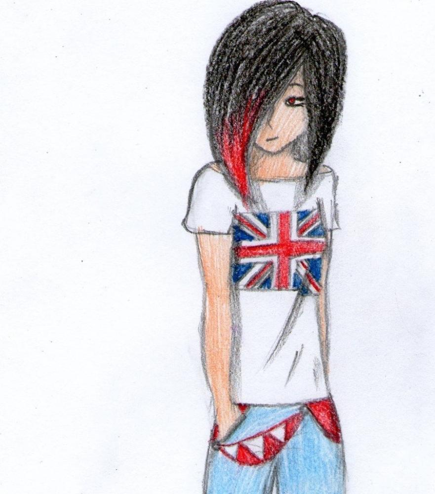 Классные рисунки карандашом для девочек 12 лет