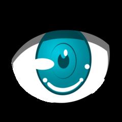 Как сделать аниме глазашоп