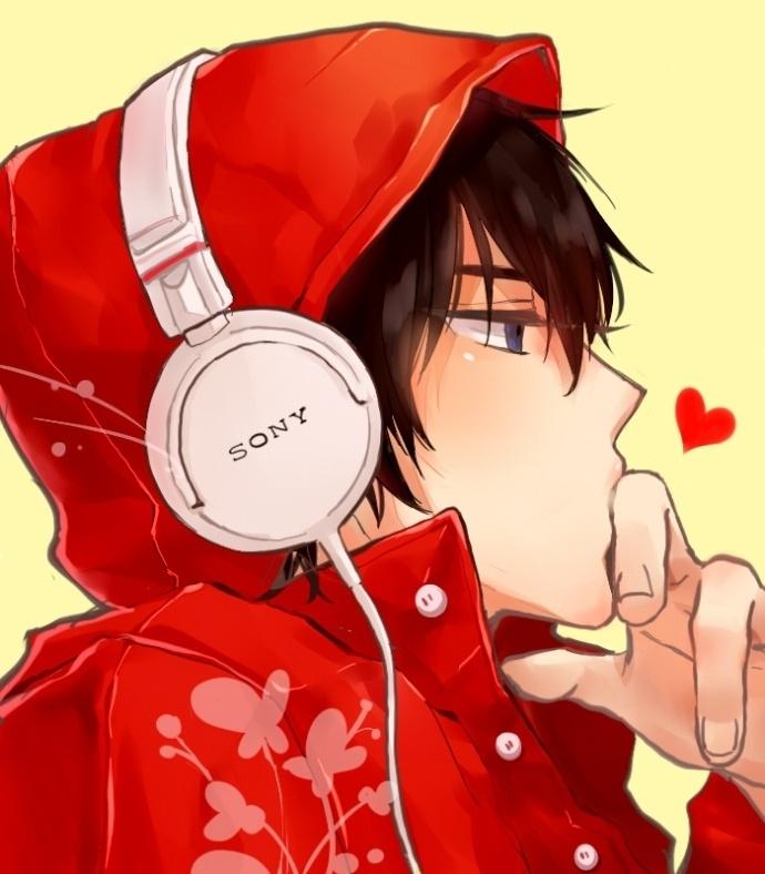 Фото на аву для парня в стиле аниме