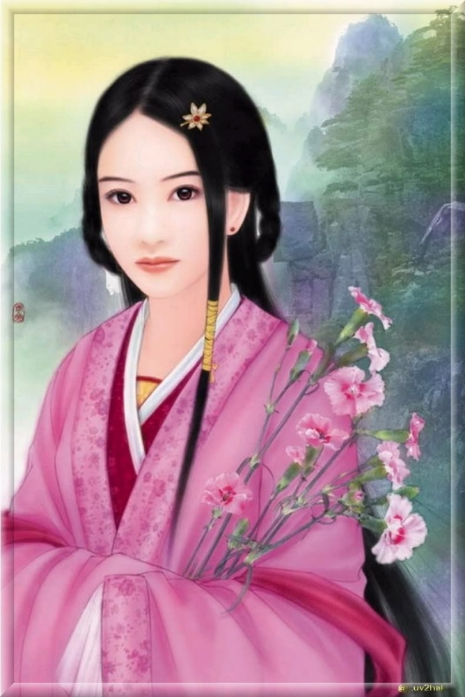 10 Ancient and Medieval Japanese Womens Hairstyles