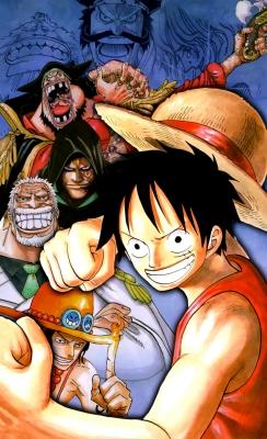 Ван Пис: Танцевальный марафон Джанго / One Piece: Jango's Dance Carnival