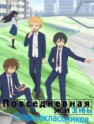 Повседневная жизнь старшеклассников / Danshi Koukousei no Nichijou