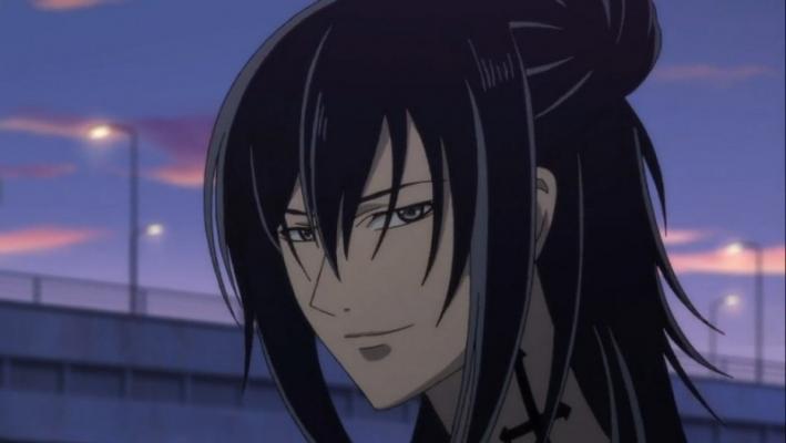 Кадры из фильма аниме код разрушитель 1 сезон
