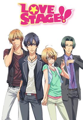 Любовная сцена!! ОВА / Love Stage!! OVA