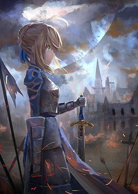 Судьба: Ночь Схватки / Fate/Stay Night