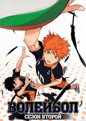 Волейбол!! (второй сезон) / Haikyuu!! Second Season
