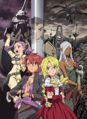 Иной мир – легенда Святых Рыцарей / Isekai no Seikishi Monogatari