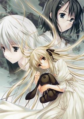 Связанные небом / Yosuga no Sora