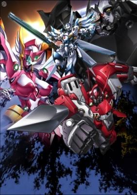 Войны супер-роботов / Super Robot Taisen: OG Divine Wars