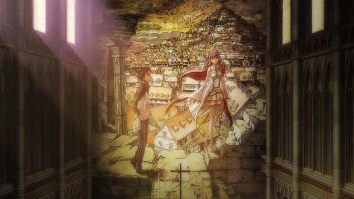 жизнь в альтернативном мире с нуля смотреть аниме
