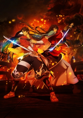 Танец мечей / Katsugeki: Touken Ranbu