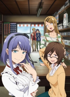 Магазинчик сладостей (второй сезон) / Dagashi Kashi Second Season