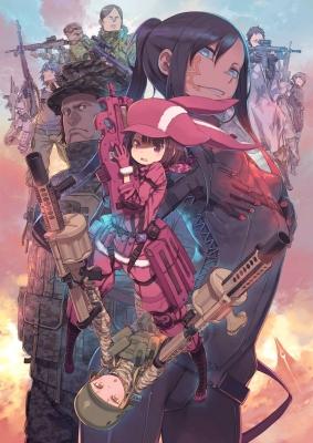 "Мастера Меча Онлайн: Альтернативная ""Призрачная пуля"" / Sword Art Online Alternative: Gun Gale Online"