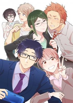 Так сложно любить отаку / Wotaku ni Koi wa Muzukashii