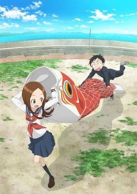 Поддразнивание Такаги (второй сезон)